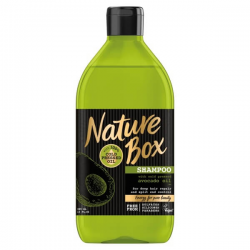 NATURE BOX SZAMPON DO WŁOSÓW AVOCADO OIL 385ml