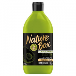NATURE BOX ODŻYWKA DO WŁOSÓW AVOCADO OIL 385ml