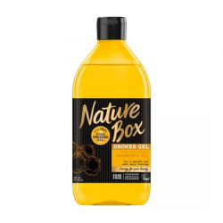 NATURE BOX ŻEL POD PRYSZNIC MACADAMIA OIL 385ml