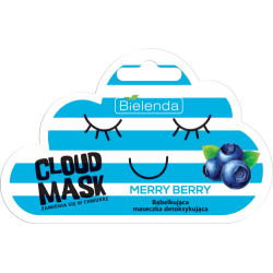 BIELENDA CLOUD MASK MERRY BERRY 6 G