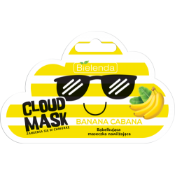 BIELENDA CLOUD MASK BANANA CABANA 6G