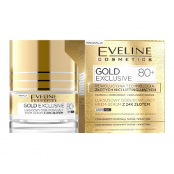 EVELINE GOLD LIFT 80+ KR-SERUM 50ML