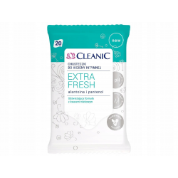 CLEANIC CHUS. DO HIG. INTY.EXTRA FRESH 20