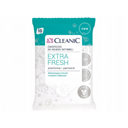 CLEANIC CHUS. DO HIG. INTY.EXTRA FRESH 10 SZT