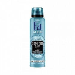 FA MEN ANTYPERSPIRANT COMFORT DIVE 150ml
