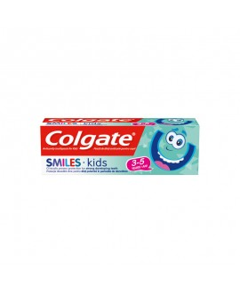COLGATE PASTA DO ZĘBÓW 50ML SMILE KIDS 3-5