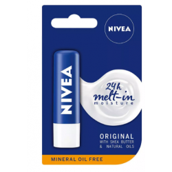NIVEA POMADKA ORIGINAL CARE 4.8G