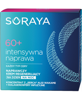 SORAYA IN 60+ KR.50ML D/N 889933
