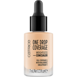 CATRICE Korektor One Drop Coverage Weightless 005 light natural
