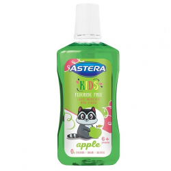 ASTERA PŁ.UST 300ML KIDS 6+ APPLE