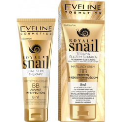 EVELINE ROYAL SNAIL KR.50ML BB MAT