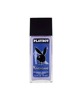 PLAYBOY MKING&QUEEN DEO DNS 75ML