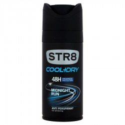 STR8 ANTYPERSPIRANT DO CIAŁA 150ML MIDNIGHT