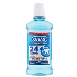 ORAL-B PŁYN DO PŁUKANIA UST PRO EXPERT MINT 500 ML