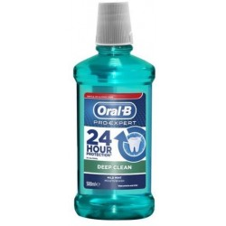 ORAL-B PŁYN DO PŁUKANIA UST PRO EXPERT DEEP CLEAN 500ML