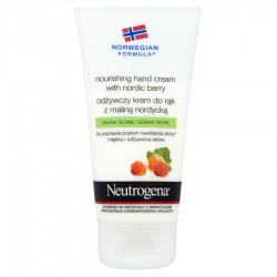 NEUTROGENA KREM DO RĄK Z MALINĄ NORDYCKĄ 75ML