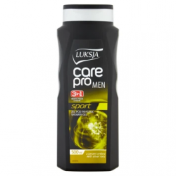 LUKSJA ŻEL POD PRYSZNIC MEN CARE PRO SPORT 500ML