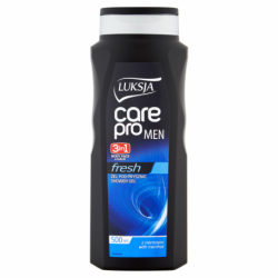 LUKSJA ŻEL POD PRYSZNIC MEN CARE PRO FRESHY 500ML