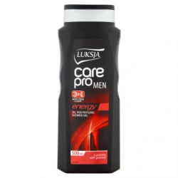 LUKSJA ŻEL POD PRYSZNIC MEN CARE PRO ENERGY 500ML
