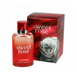 LA RIVE WODA PERFUMOWANA WOMEN EDP SWEET ROSE 90ML