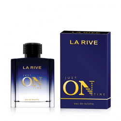 LA RIVE WODA TOALETOWA MEN JUST ON TIME 100ML