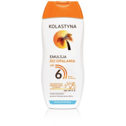 KOLASTYNA SUN EMULSJA DO OPALANIA SPF6 200ML